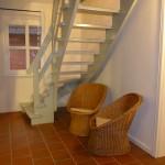 Flur, Treppe