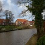 Greetsiel Kanal Kirche